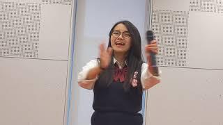 バレンタインイベント2日目 1部 田中優香①IYO夢みらい館20200216