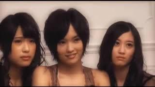 NMB48 山本彩・上西恵・渋谷凪咲 グラビア映像2