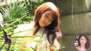 真っ赤な眼帯ブラ&網タイツなどの過激衣装 森咲智美