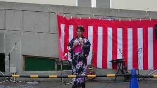 田中優香 ユカタライブ ①  シーパ夏祭り