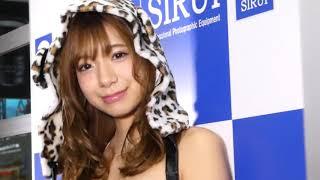 超絶かわいいCP+のモデル星島沙也加さん