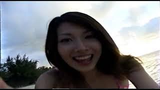 イエローガールズ、小林恵美さんのビギニの水着の動画