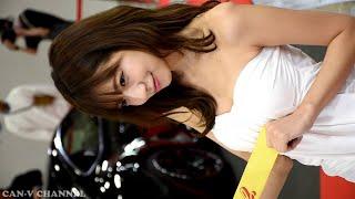 【NAGOYAオートトレンド2020】コンパニオンVol.3  星島沙也加さん Racing Model Sayaka Hoshijima