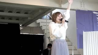 河野かほ      田中優香リリイベ♪  石材振興会ソクラテスの杜