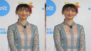 俳優、小関裕太(25)とタレント、おのののか(29)が15日、東京・赤坂のベクトルスタジオで行われたクリスマスイベント「Wolt BLUE SANTA SPE…