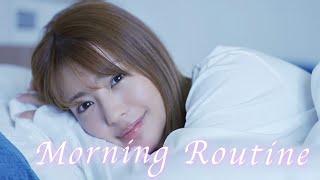 【Morning Routine in沖縄】グラビアアイドル『橋本梨菜』のモーニングルーティーンを紹介します♡
