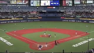 【佐野ひなこ】始球式での可愛いピッチング