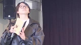 田中優香リリースイベント カミザキLIVE   2nd可不可石材振興会20210418