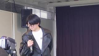 田中優香リリースイベント カミザキLIVE 2ndコウカイ石材振興会20210418