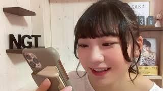 48 FUJISAKI MIYU 2021年06月03日07時01分47秒 藤崎 未夢(NGT48)