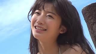 小倉優香「ドキッとする仕草で悩殺!」重磅炸彈 水着swimming suit