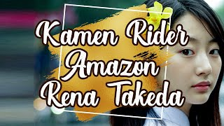 [ DIGITAL PHOTOBOOK ] Rena Takeda 武田 玲奈 ( Mizuki Mizusawa / Kamen Rider Amazons 仮面ライダーアマゾンズ Heroine