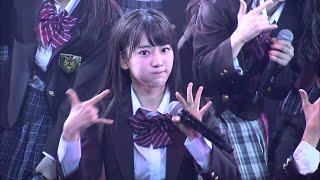 151126 夢見るチームKIV  HKT48劇場4周年記念特別公演