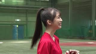 セ・パ交流戦!牧野真莉愛(モーニング娘。'21)が始球式に登板!