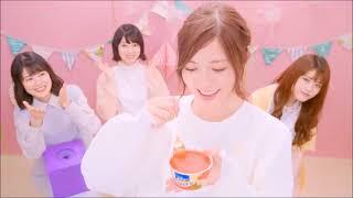 乃木坂 46 明治esc CM?(食レポ編?⑥ 白石麻衣さん+…)     commercials in Japan  Woman eating ice cream and reporting