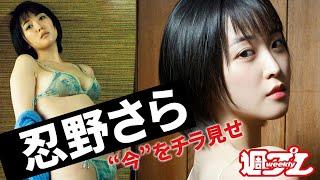 忍野さら、永久保存版DVDが週プレ特別付録に登場!
