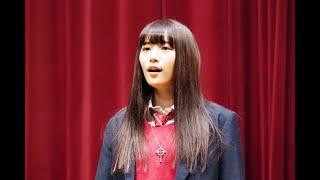 マリア役・浅川梨奈メイキング映像が到着!Huluオリジナル「悪魔とラブソング」