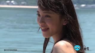 都丸紗也華、次期グラビアクイーン候補No 1。