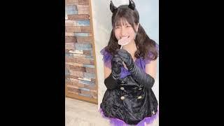【美少女図鑑】ハロウィンコスが可愛すぎる‼︎【ちとせよしの】