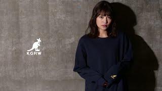 松永有紗 × KANGOL REWARD Collaboration