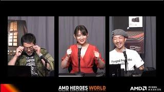 AMD HEROES WORLD #50 ㊗ 今夜はParty Night!