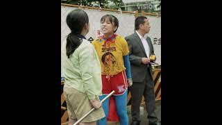 大原優乃がスーパーヒーロー、スケバンなど4役に挑戦 ショートドラマ『人類最後の〇〇』ティザー映像